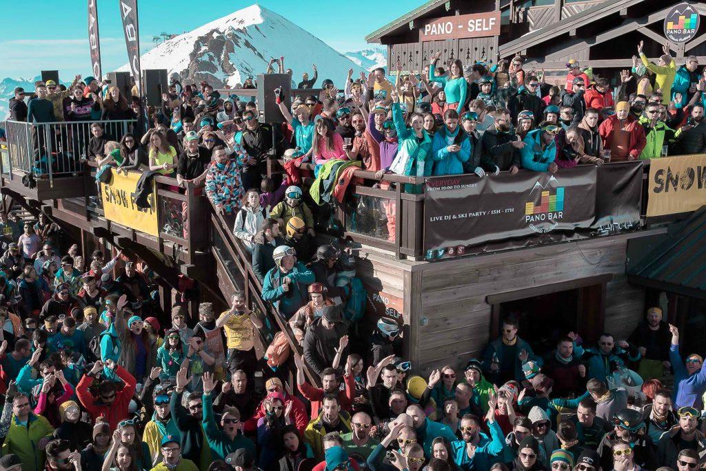 Pano Bar - Les 2 Alpes