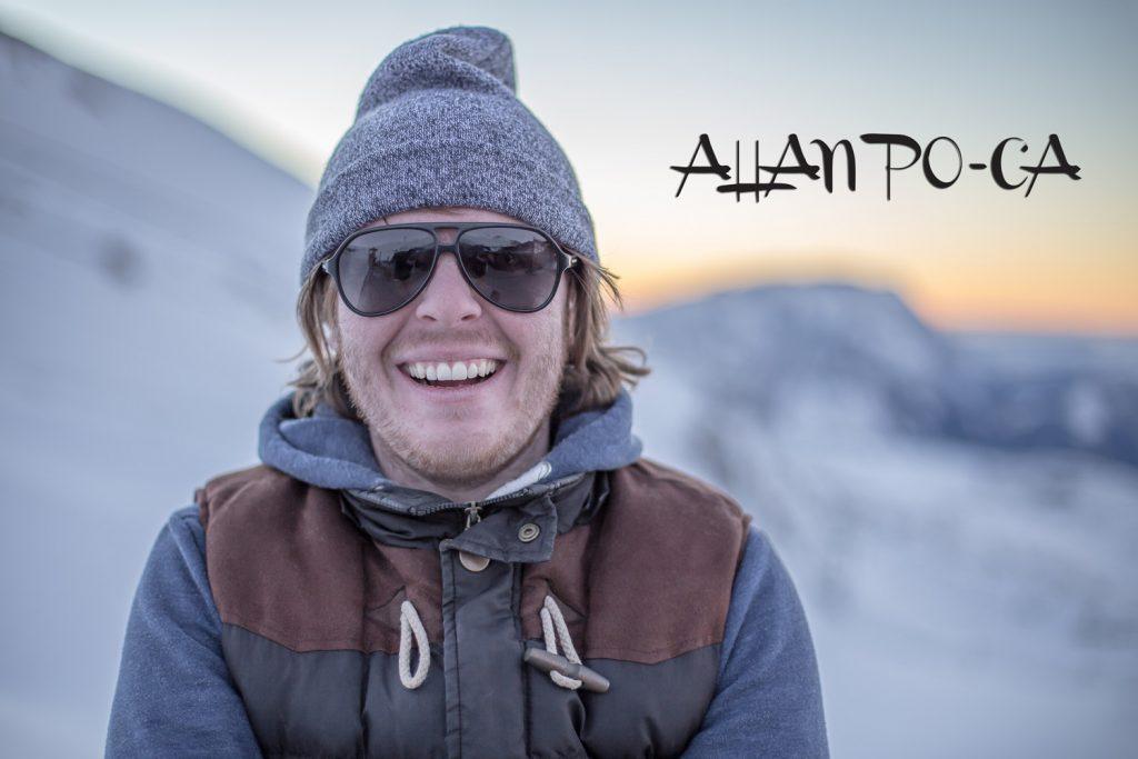 DJ at Pano Bar - Allan Po-Ca